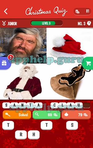 Christmas Quiz 3