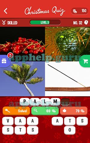 Christmas Quiz 32