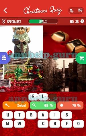 Christmas Quiz 36