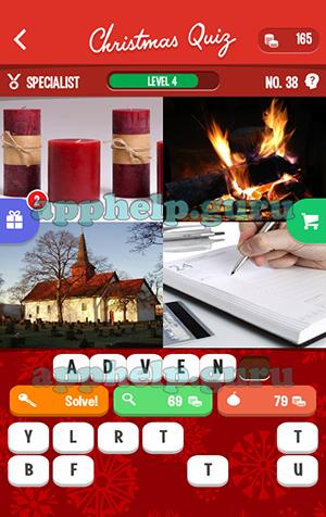 Christmas Quiz 38