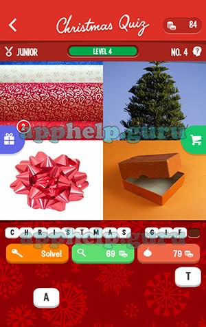 Christmas Quiz 4