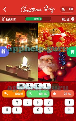 Christmas Quiz 52