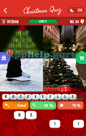 Christmas Quiz 64