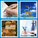 Guess The Word - 4 Pics 1 Word (Loga Games): Level 112 Answer