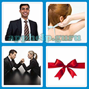 Guess The Word - 4 Pics 1 Word (Loga Games): Level 124 Answer
