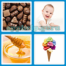 Guess The Word - 4 Pics 1 Word (Loga Games): Level 13 Answer