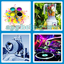 Guess The Word - 4 Pics 1 Word (Loga Games): Level 140 Answer