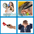 Guess The Word - 4 Pics 1 Word (Loga Games): Level 18 Answer