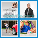 Guess The Word - 4 Pics 1 Word (Loga Games): Level 32 Answer