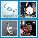 Guess The Word - 4 Pics 1 Word (Loga Games): Level 53 Answer