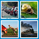 Guess The Word - 4 Pics 1 Word (Loga Games): Level 9 Answer