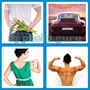 Guess The Word - 4 Pics 1 Word (Loga Games): Level 91 Answer