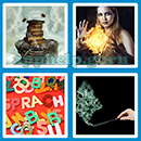 Guess The Word - 4 Pics 1 Word (Loga Games): Level 93 Answer