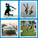 Guess The Word - 4 Pics 1 Word (Loga Games): Level 96 Answer