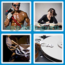 Guess The Word - 4 Pics 1 Word (Loga Games): Level 99 Answer