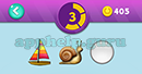 Emojination 3D: EmojiBooks 1 Puzzle 3 Boat, Snail, Moon Answer