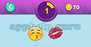 Emojination 3D: EmojiMusic 4 Puzzle 1 Emoji, Lips Answer