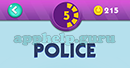 Emojination 3D: Level 14 Puzzle 5 Police Answer