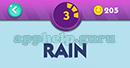 Emojination 3D: Level 14 Puzzle 3 Rain Answer