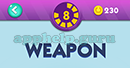 Emojination 3D: Level 14 Puzzle 8 Weapon Answer