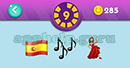 Emojination 3D: Level 15 Puzzle 9 Flag, Music, Dance Answer
