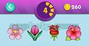 Emojination 3D: Level 15 Puzzle 4 Flower, Flower, Rose, Flower Answer