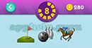 Emojination 3D: Level 15 Puzzle 8 Golf, Bowling, Horse Riding Answer