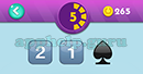 Emojination 3D: Level 15 Puzzle 5 Two, One, Upside Down Heart Answer