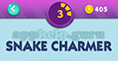Emojination 3D: Level 22 Puzzle 3 Snake Charmer Answer