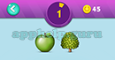 Emojination 3D: Level 23 Puzzle 1 Apple, Tree Answer