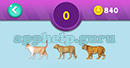Emojination 3D: Level 3 Puzzle 0 Cat, Animal, Bear Answer