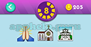 Emojination 3D: Level 31 Puzzle 8 Hands, House, Photo Answer