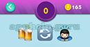 Emojination 3D: Level 31 Puzzle 0 Juice, Sign, Boy Answer