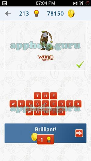 Games Logo Quiz (Screech Studios): Level 10 Game 25 Answer