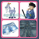 4 Pics 1 Song (Game Circus): Group 1 Level 1 Answer