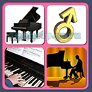 4 Pics 1 Song (Game Circus): Group 1 Level 10 Answer