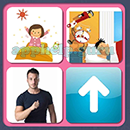 4 Pics 1 Song (Game Circus): Group 1 Level 11 Answer