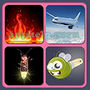 4 Pics 1 Song (Game Circus): Group 1 Level 12 Answer
