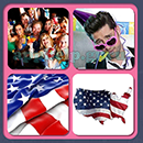 4 Pics 1 Song (Game Circus): Group 1 Level 13 Answer