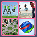 4 Pics 1 Song (Game Circus): Group 1 Level 15 Answer