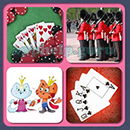 4 Pics 1 Song (Game Circus): Group 1 Level 16 Answer
