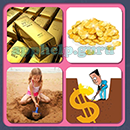 4 Pics 1 Song (Game Circus): Group 1 Level 3 Answer