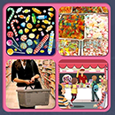 4 Pics 1 Song (Game Circus): Group 1 Level 5 Answer