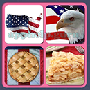 4 Pics 1 Song (Game Circus): Group 1 Level 8 Answer