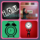 4 Pics 1 Song (Game Circus): Group 101 Level 13 Answer