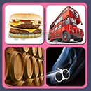 4 Pics 1 Song (Game Circus): Group 101 Level 2 Answer
