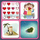 4 Pics 1 Song (Game Circus): Group 101 Level 3 Answer
