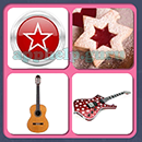 4 Pics 1 Song (Game Circus): Group 104 Level 8 Answer