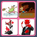 4 Pics 1 Song (Game Circus): Group 105 Level 11 Answer