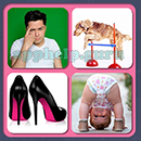 4 Pics 1 Song (Game Circus): Group 105 Level 12 Answer
